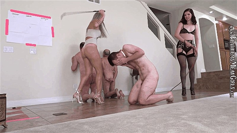 Watch Us Play Our Twisted Slave Game [FullHD 1080P]