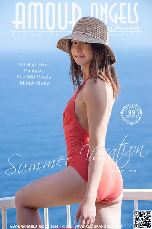 Matty Summer Vacation  (2021-07-26)
