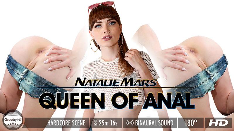 Queen Of Anal Natalie Mars Oculus Vive