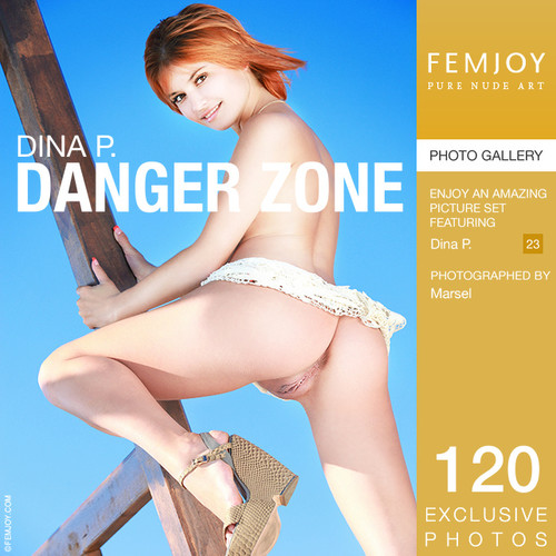 Dina P - Danger Zone (x120)