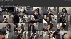 DANDY-757 Slut And Rainy Day Alone On The Last Train sc1