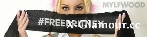 Kenzie Taylor, Ziggy Star, Jessica Ryan - Free Britney [HD/720p]