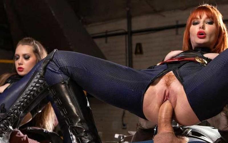Lacy Lennon, Elena Koshka - Black Widow Part 3 [FullHD 1080P]
