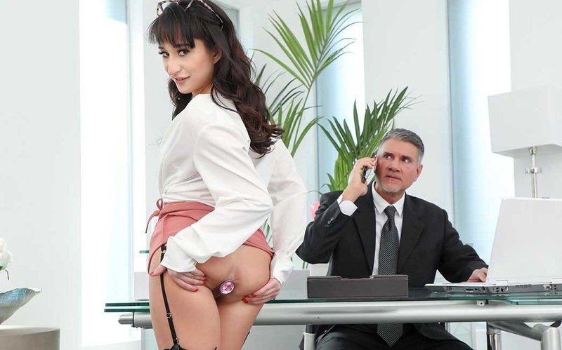Isabella Nice - The Big Boss Can Help [FullHD 1080P]