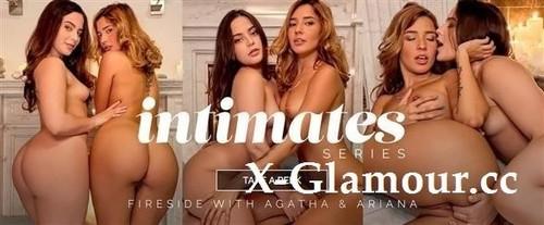 Agatha Vega, Ariana Van X - Fireside With Agatha And Ariana [FullHD/1080p]