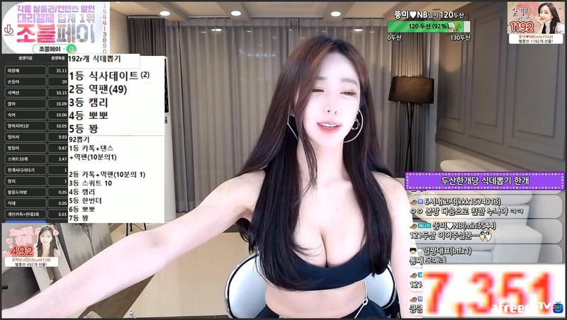 韩国主播AFTV多位主播 7.23日 直播热舞合集原版无水[251V40.9G] 国外主播-第2张