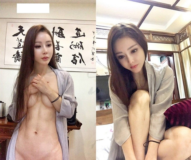 【網曝門事件】微博網紅超美健身美女袁合榮啪啪視頻流出 洗手台架雙腿爆插