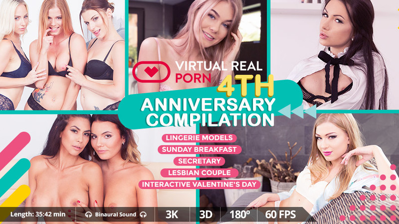 4th Anniversary Compilation Oculus Gearvr Windows Mr