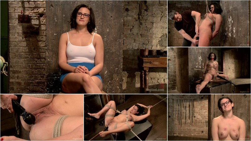 Penny Barber - Busty MILF's hot little mouth gets her in trouble [HD 720p]