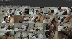 HUNBL-057 Desperate Girl sc1