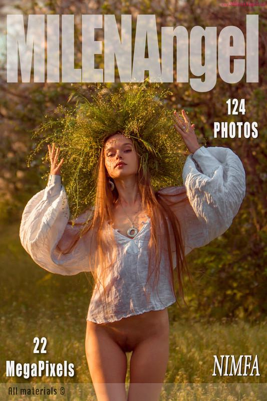 Milena Angel - Nimfa (x124)