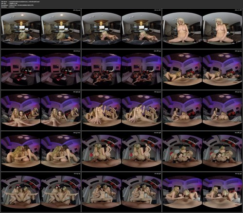 Jade Nile Moka Mora Zoey Monroe Oculus