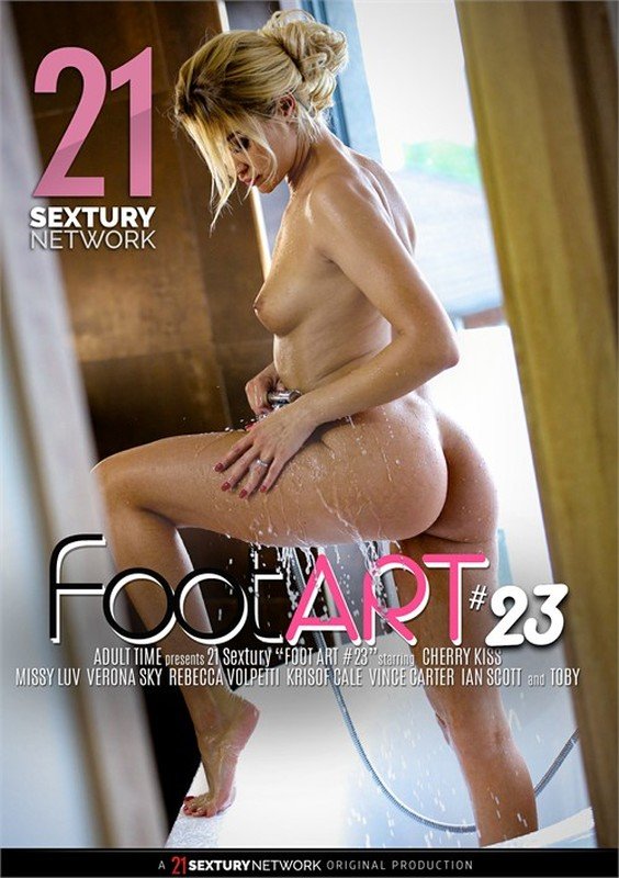 Foot Art 23 (2020)