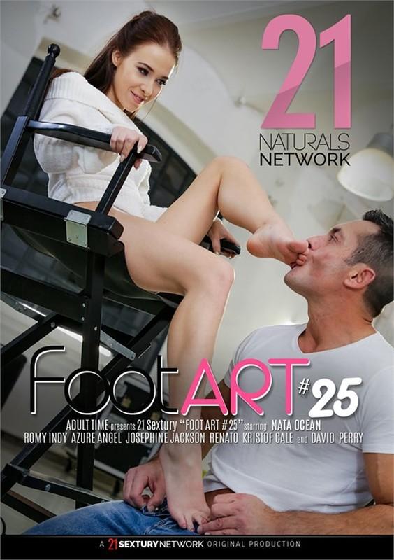 Foot Art 25 (2021)