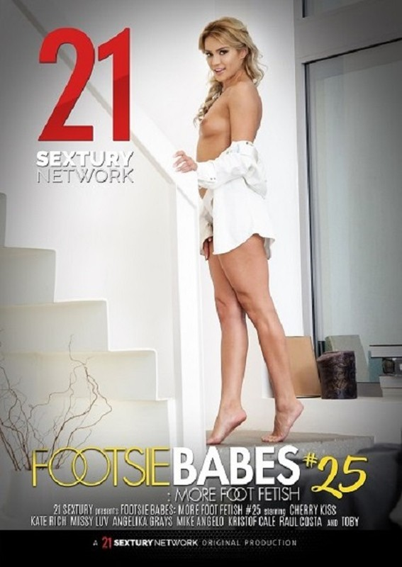 Footsie Babes More Foot Fetish 25 (2021)