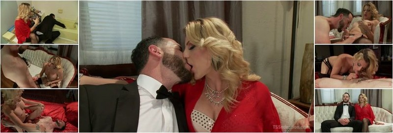 Tyra Scott, Danny Oak - Mistress Tyra Scott Humiliates and Fucks a VERY Tight Ass Man slave (HD)