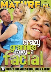 Crazy Grannies Fancy a Facial