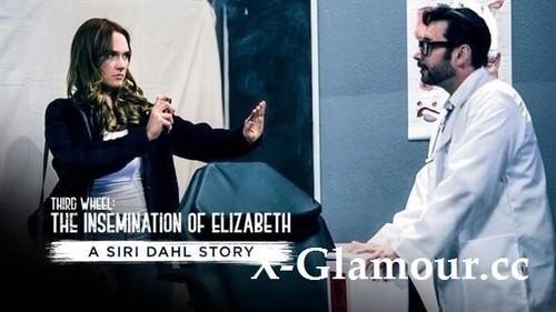"""Siri Dahl in """"Third Wheel The Insemination Of Elizabeth - A Siri Dahl Story"""" [SD]"""