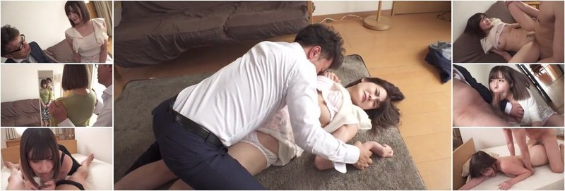 Fujimori Riho - Having Sex With My Coach As A S*****t And He Called It Training (HD)