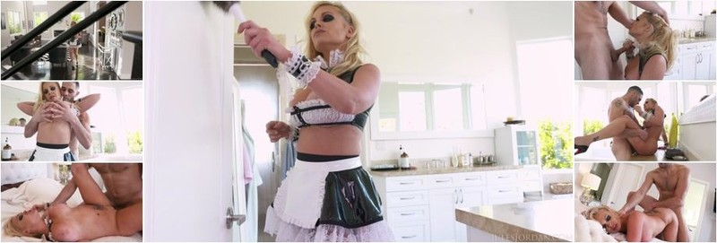 Jesse Jane - French Maid Cock Service (FullHD)