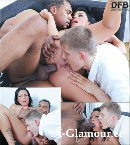 Tiffany - Cuckold Hubbie Watches His Wife Having Sex (FullHD)