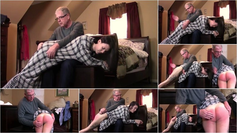 Unknown - A Spanking Before Bed Part 1 of 2 [FullHD 1080p]