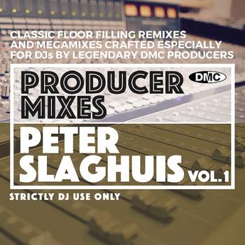 DMC Producer Mixes - Peter Slaghuis Vol. 1 (2021) Full Albüm İndir