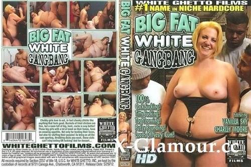 Vanilla Sky, Charlly Moore - Big Fat White Gangbang [SD/480p]