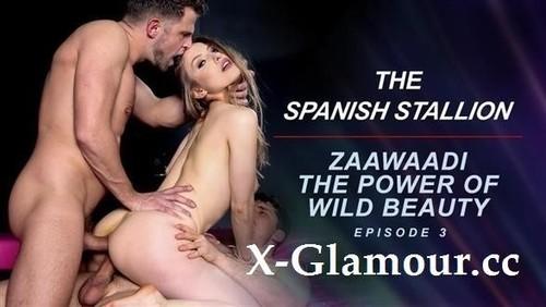 Jayla De Angelis - The Spanish Stallion Zaawaadi The Power Of Wild Beauty (SD)