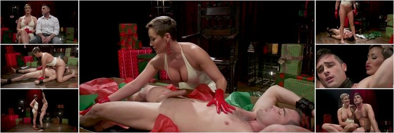 Ryan Keely, Lance Hart - Holiday Tribute: Ryan Keely receives new toy Lance Hart (HD)