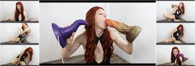 Sansa Becomes - Sansa Becomes New Queen Of Dragons (FullHD)