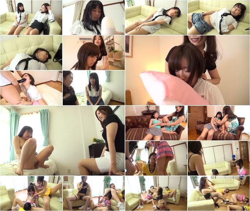 Otonashi Kaori, Kurashina Moe, Tsujii Sana - Lesbian, Training, Various Professions, Mature Woman, Hypnosis (720p)