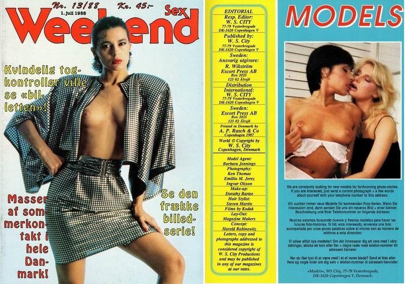 Week-end Sex 13 (1988) JPG