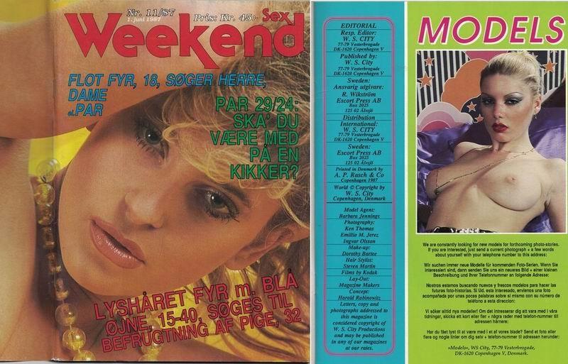 Week-end Sex 11 (1987) JPG