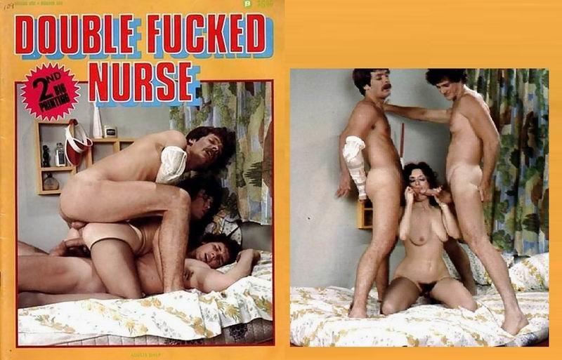 Duble Fucked Nurse 2 (1970s) JPG