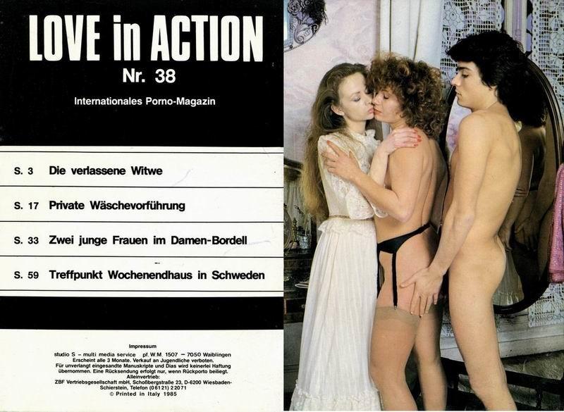 Love in Action 38 (1980s) JPG