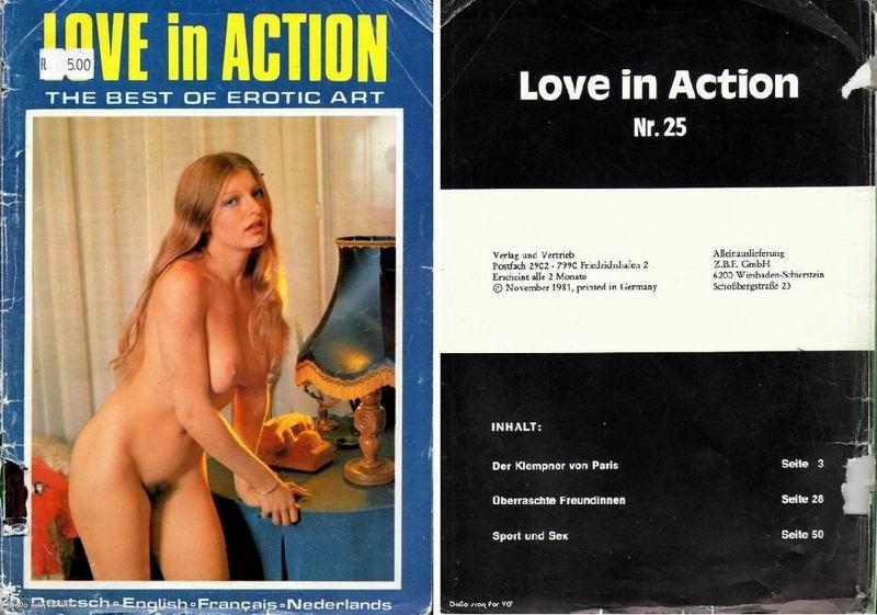 Love in Action 25 (1980s) JPG