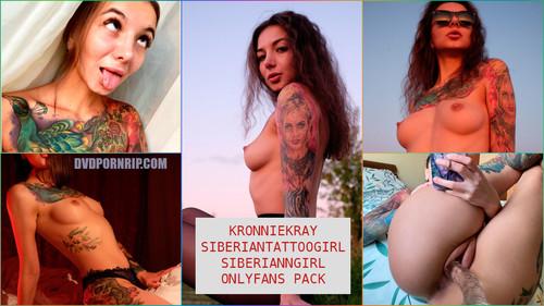 Kronniekray Onlyf@n$ - Siberiantattoogirl Onlyf@n$ - Siberianngirl Onlyf@n$ Pack